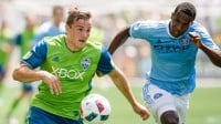 Disputed goal hurts Sounders in 2-0 loss to NYCFC