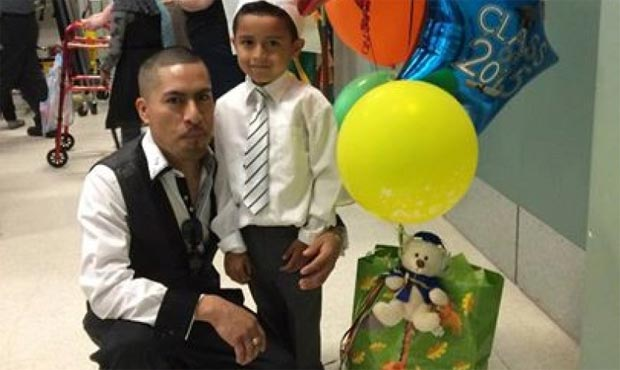 Father and son victims of Burien crash are still in the hospital