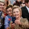 KIRO Radio's Dave Ross wonders if Hillary Clinton can out-insult Donald Trump on the path to the White House. (AP Photo/Paul Sancya)