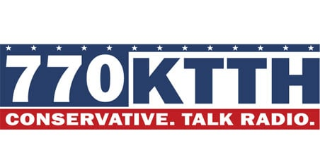 KTTH AM 770 and 94 5 FM Conservative  Talk Radio