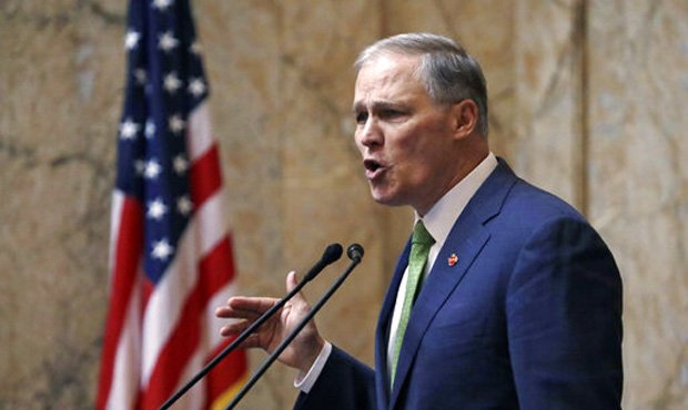 Gov. Inslee speaks on 'new tipping point' in State of the State address