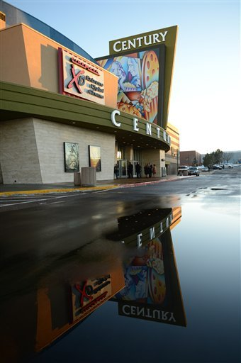 Colorado Shooting-Theater Reopens