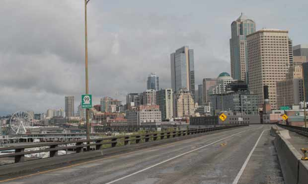 viaduct, toll, Seattle tunnel...