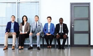 Are hiring decisions based on merit or interview order?