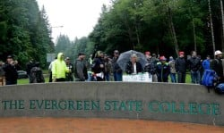 Evergreen State College, Evergreen College