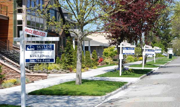 Are we in another real estate bubble in Washington?