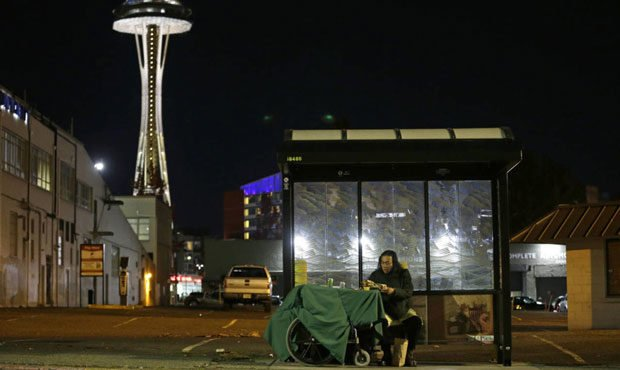 homelessness, seattle, affordable housing, labor unions, homeless