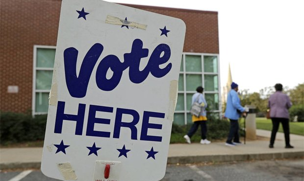 This midterm election in 2018 carries massive stakes...