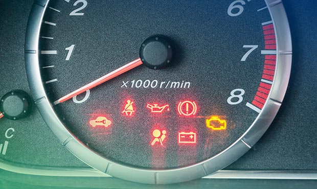 Reading your car dashboard: The meaning of 10 common symbols