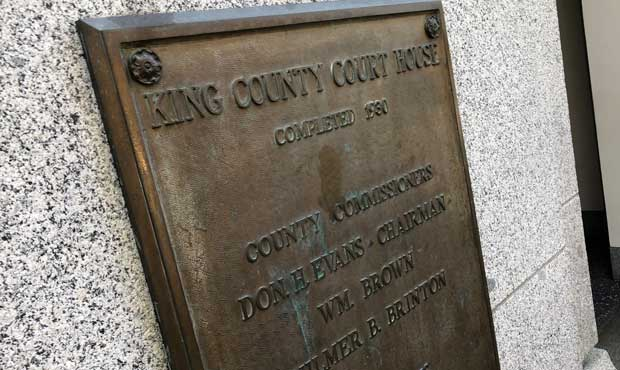 catch and release, 3rd Avenue, King County Courthouse...