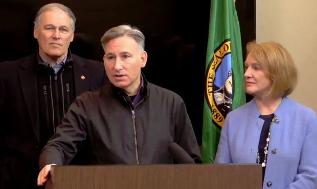 Durkan Constantine Inslee immigration, lawsuit against 976. counties, King County...