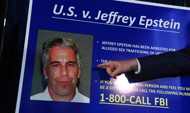 epstein, Jeffrey Epstein...
