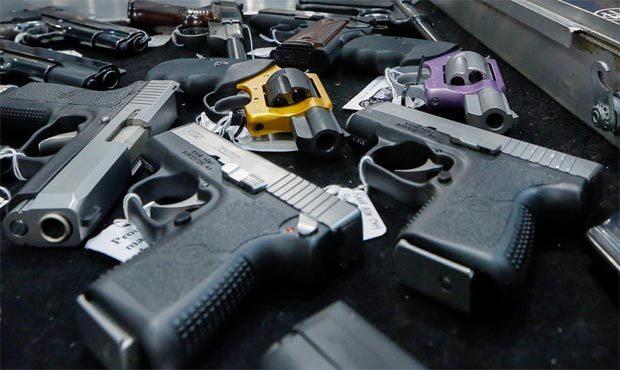 washington gun violence, gun storage, safe gun storage