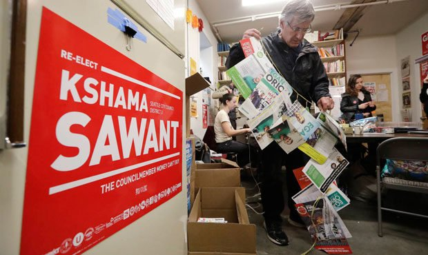 Sawant recall, Orion Seattle council race