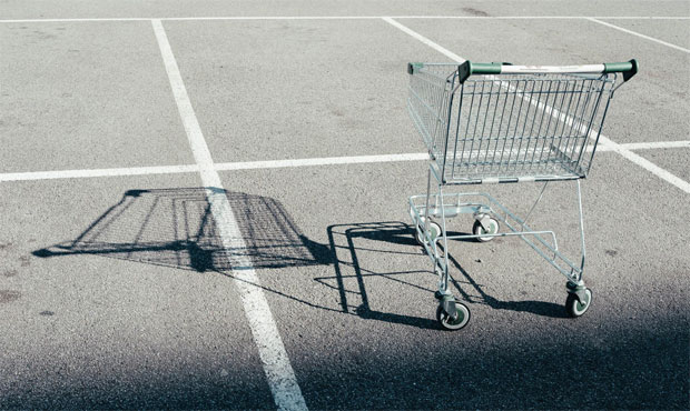 Grocery stores, homeless, Lakewood, shopping carts, burien...