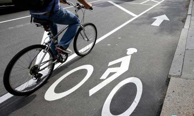 bicycle...