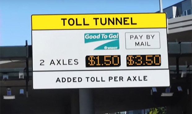 tunnel, toll...
