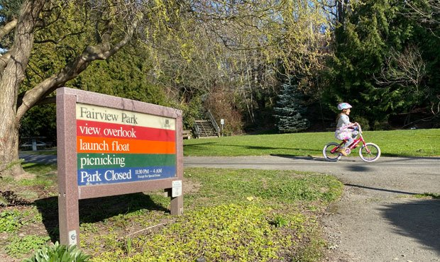All Over The Map: Hidden Seattle parks to visit while social distancing