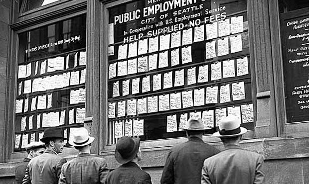 Comparing The Great Depression In Washington To The Covid 19 Crisis