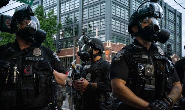 Seattle police