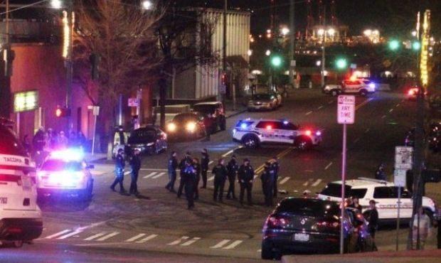 tacoma police