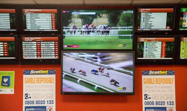 Sports betting...