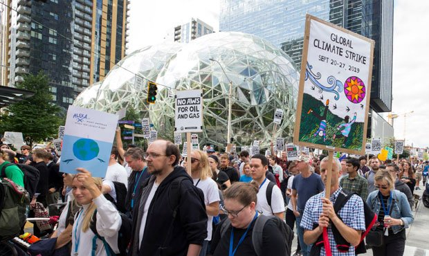 Seattle fired Amazon workers