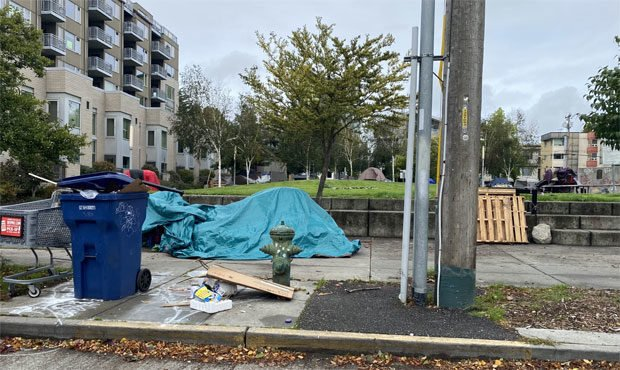 homeless, Compassion Seattle...