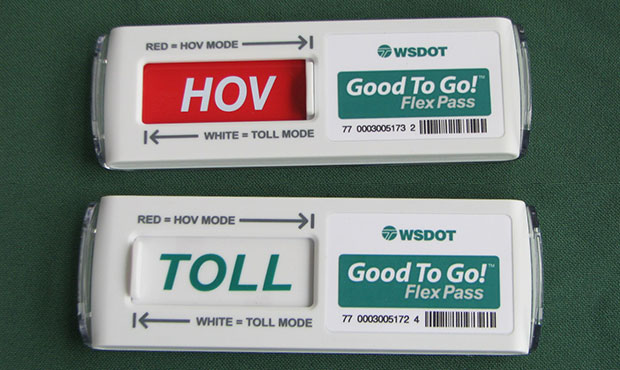 Good To Go Washington >> How Some Drivers Might Try To Cheat The New I 405 Tolling System